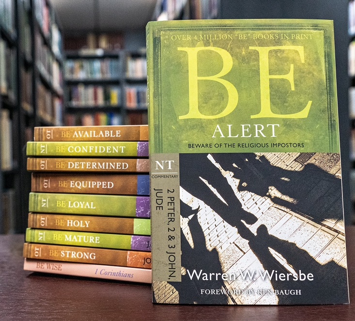 Be Series Books from Warren Weirsbe