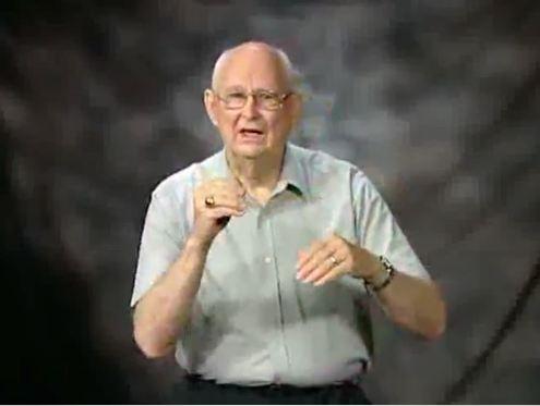 Hollis Maynard interpreting